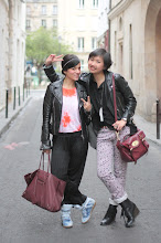 Photo: in Paris (photo by Tokyobanhbao)