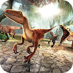 Jurassic Dinosaur - Prehistoric Simulator 3D Game Icon