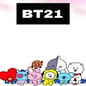 Cute BT21 wallpaper 4k hd (wallpaper 2020 new) icon