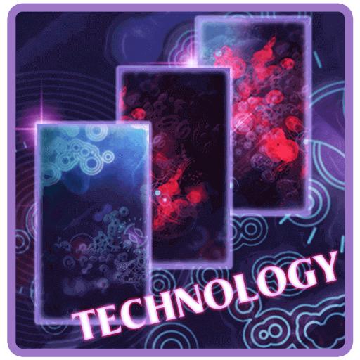 Dark Technology Live Wallpaper