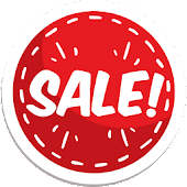 SALE! - Cheap and affordable Clothes Shopping app icon