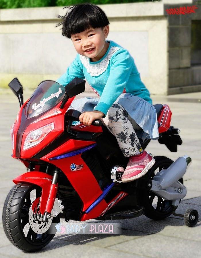 Xe moto điện trẻ em J528 9