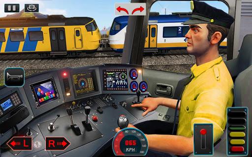 NY City Train Simulator 2019: Free Train Games 3D 2.0 screenshots 1