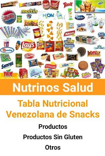 Tabla de Snacks Venezolanos