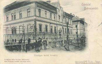 Photo: Az Országos Tanítói Árvaház pavilonjai 1894-ben épültek Gerster Kálmán pesti építész tervei alapján