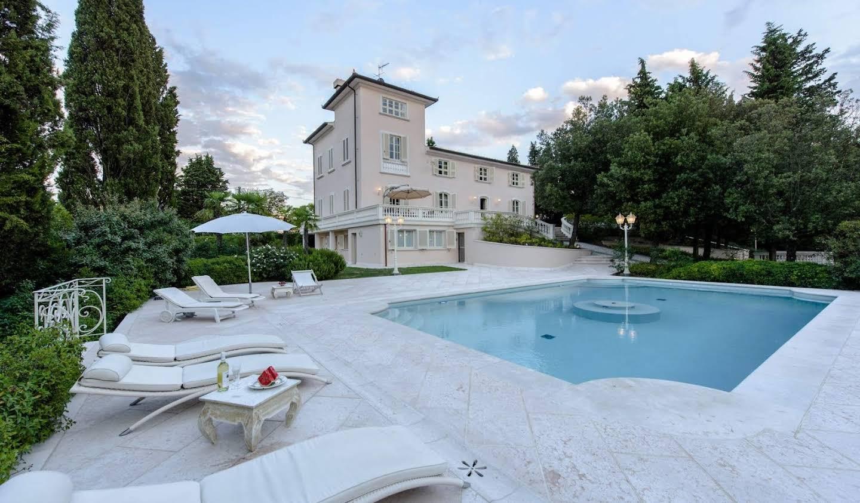 Villa avec jardin Montespertoli