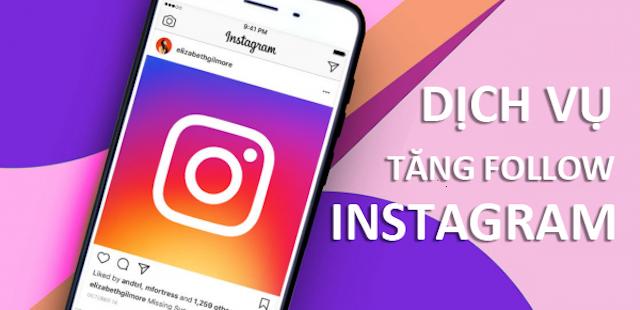 Tăng Like 88 cung cấp dịch vụ tăng follow instagram giá cạnh tranh