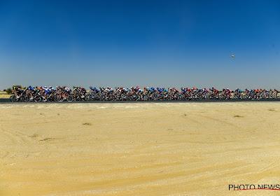 Intermarché-Wanty-Gobert met slechts één Belg in de UAE Tour