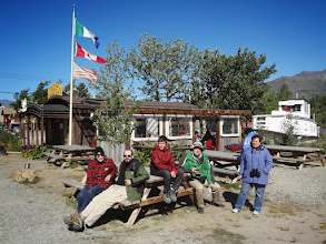 Photo: Lunch at Carcross