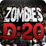 Zombies Dead in 20 Icon