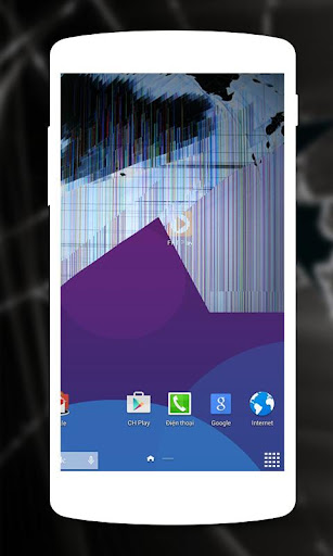 Screen Cracked