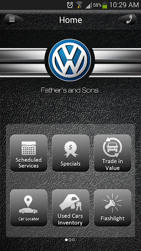 Fathers Sons Volkswagen Screenshot 1 2