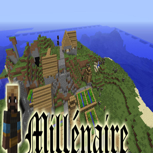 Millenaire Mod For Minecraft Apps Bei Google Play - Minecraft npc dorf hauser bauen