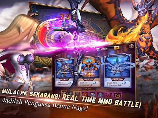 Benua Naga - screenshot