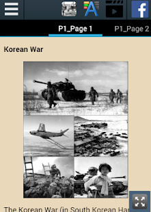 Korean War History - náhled