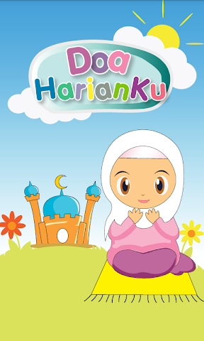 android My Daily Du'as,  Kids Series Screenshot 0