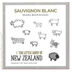 Logo of Little Sheep Of New Zealand Sauvignon Blanc 2017