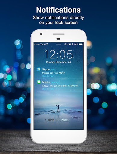 OS9 Lock Screen 1.9.7 screenshots 2