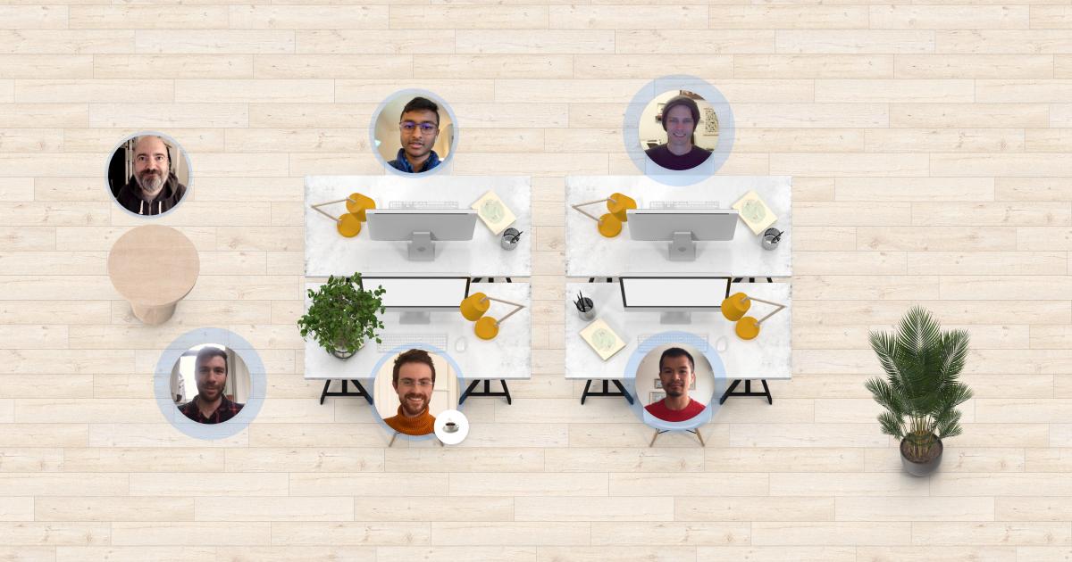 Teamflow virtual office