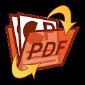 PPT File to PDF icon