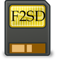 Force2SD lite [root] icon