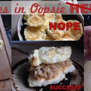 Oopsie Bread / Rolls