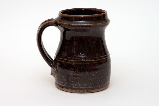 Mike Dodd Large Ceramic Tankard 010