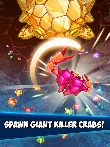 Crab War : Idle Swarm Evolution  [Mod]