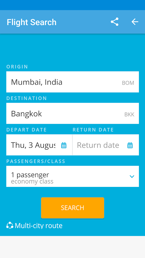 Cheap Booking - Flight & Hotel Search- screenshot