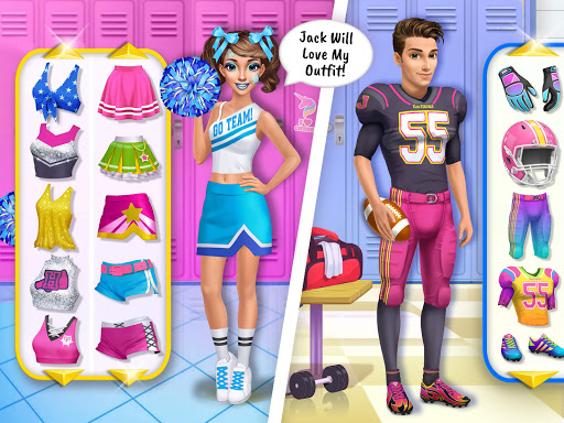 Hannah's Cheerleader Girls - College Fashion 1.0.58 screenshots 9