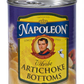 Artichoke and Cheese Tapenade.
