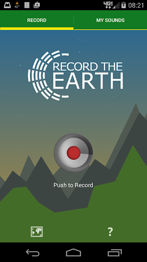 Record the Earth 2