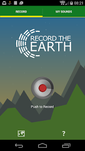 Record the Earth 2- screenshot thumbnail