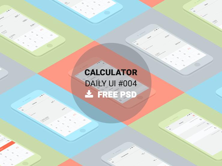 calculator-freebie