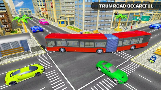Metro Bus Public Transport : Bus Simulator Offroad 1