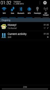AutoLocation Screenshot
