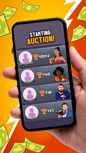 Bid Wars Stars - Multiplayer Auction Battles apktram screenshots 6