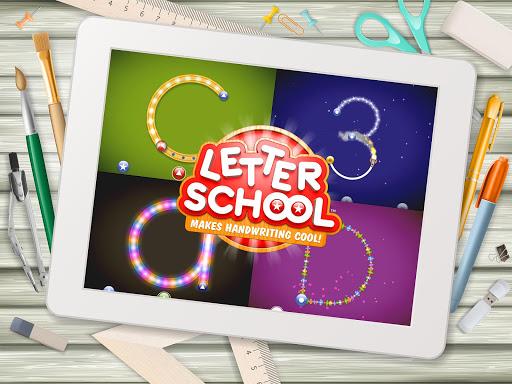 LetterSchool: Kids Learn To Write The ABC Alphabet 1.2.7 screenshots 7