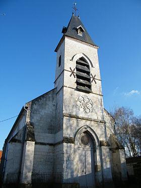 photo de église Saint-Jean-Baptiste & Saint-Michel / EPAGNE-EPAGNETTE