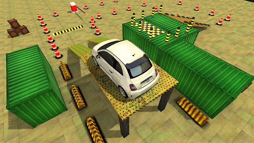 Modern Car Drive Parking 3d Game - TKN Car Games screenshots 12