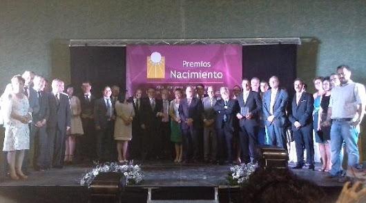 Once premiados que hacen la comarca de Río Nacimiento