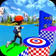 Wipeout Amazing Run 2018: FREE 3D Game