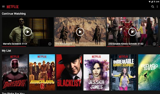 Netflix 6.6.0 build 28546 6