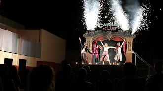 Representación de 'Teatro al Fresco' de 2018.