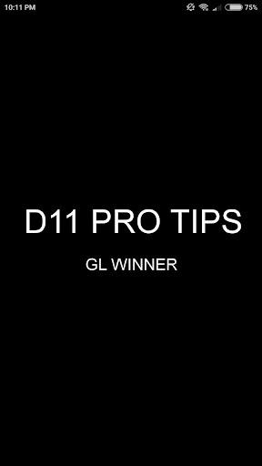 Dream11 Pro Tips(Cricket+Football+Kabaddi) 1.0 screenshots 1