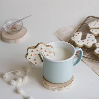Rye Cloud Sugar Cookies.