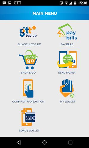 Mobile Money Guyana Mmg Android Screenshot