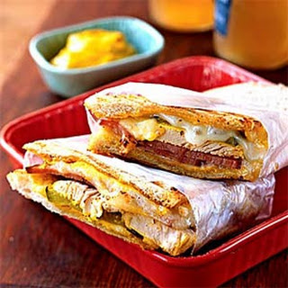 Pressed Cuban Sandwiches