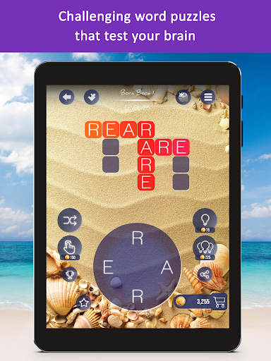 Word Beach: Fun Relaxing Word Search Puzzle Games screenshots 12