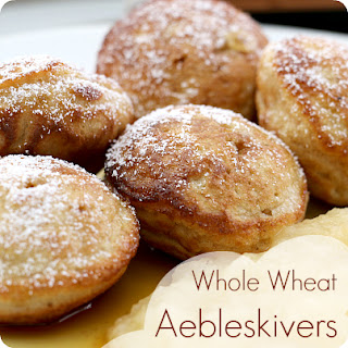 Whole Wheat Aebleskiver